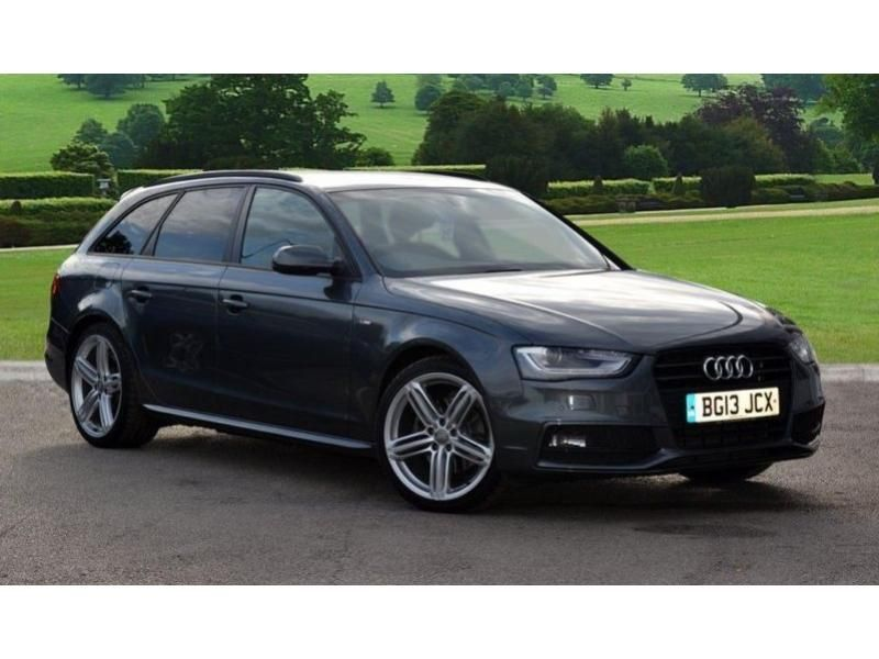 Audi A4 Avant 2 0 Tdi Diesel Automatic Repin By At Social Media