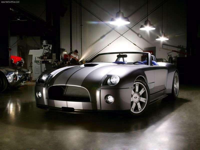 Ford Shelby Cobra Concept Via Net Car Show Pin By Alpine Concours