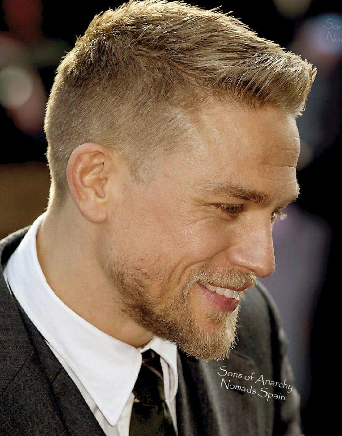 charlie hunnam | king arthur/ charlie hunnam | haircuts for