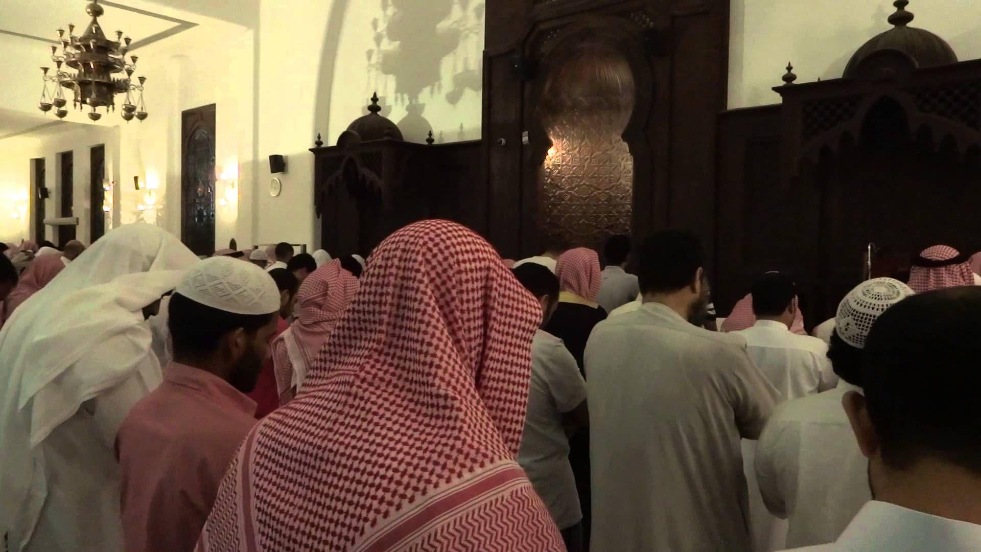 قل إني أخاف إن عصيت ربي عذاب يوم عظيم أول 3 تسليمات الشيخ خالد الجليل ليلة 17 رمضان 1436هـ