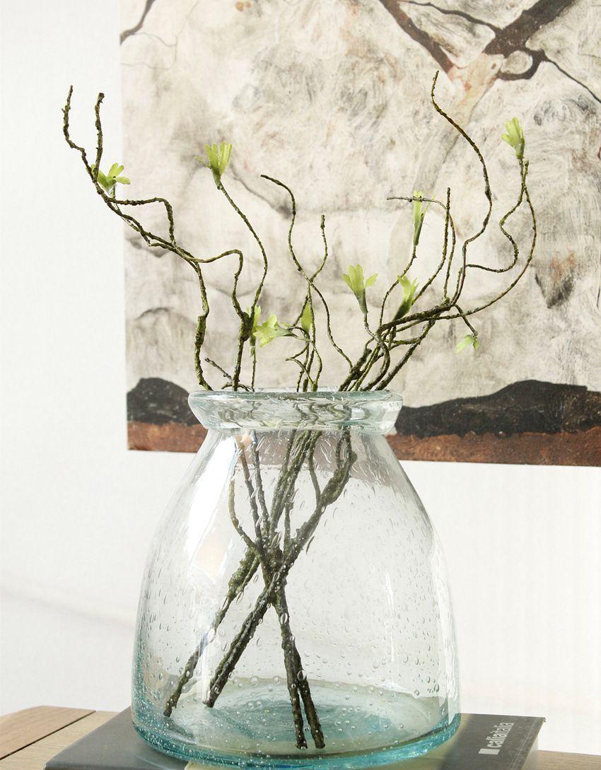 1PC Artificial Fake Plant Cypress branch rod for flower arrangement ...