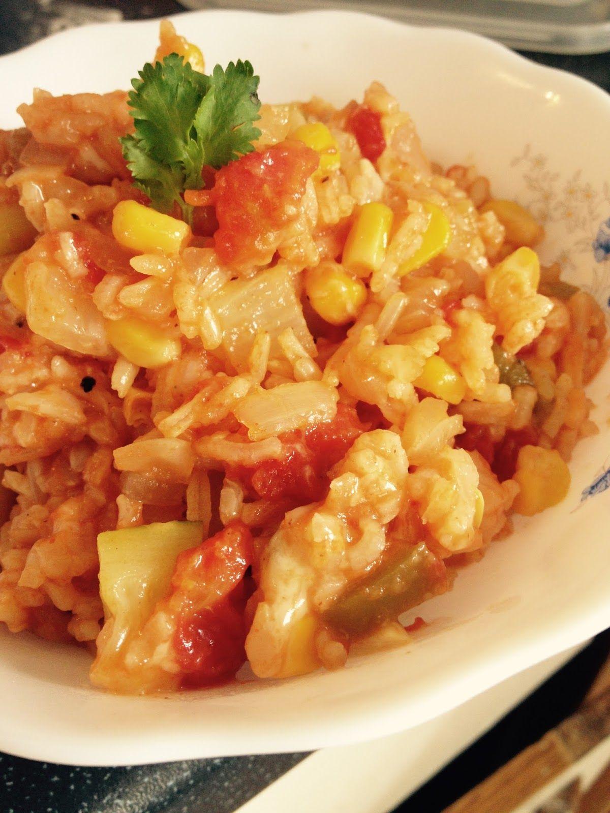 Cuisine Maligne cuisine ma-ligne!: one-pot-rice mexicain ww 7pp | riz, risottos