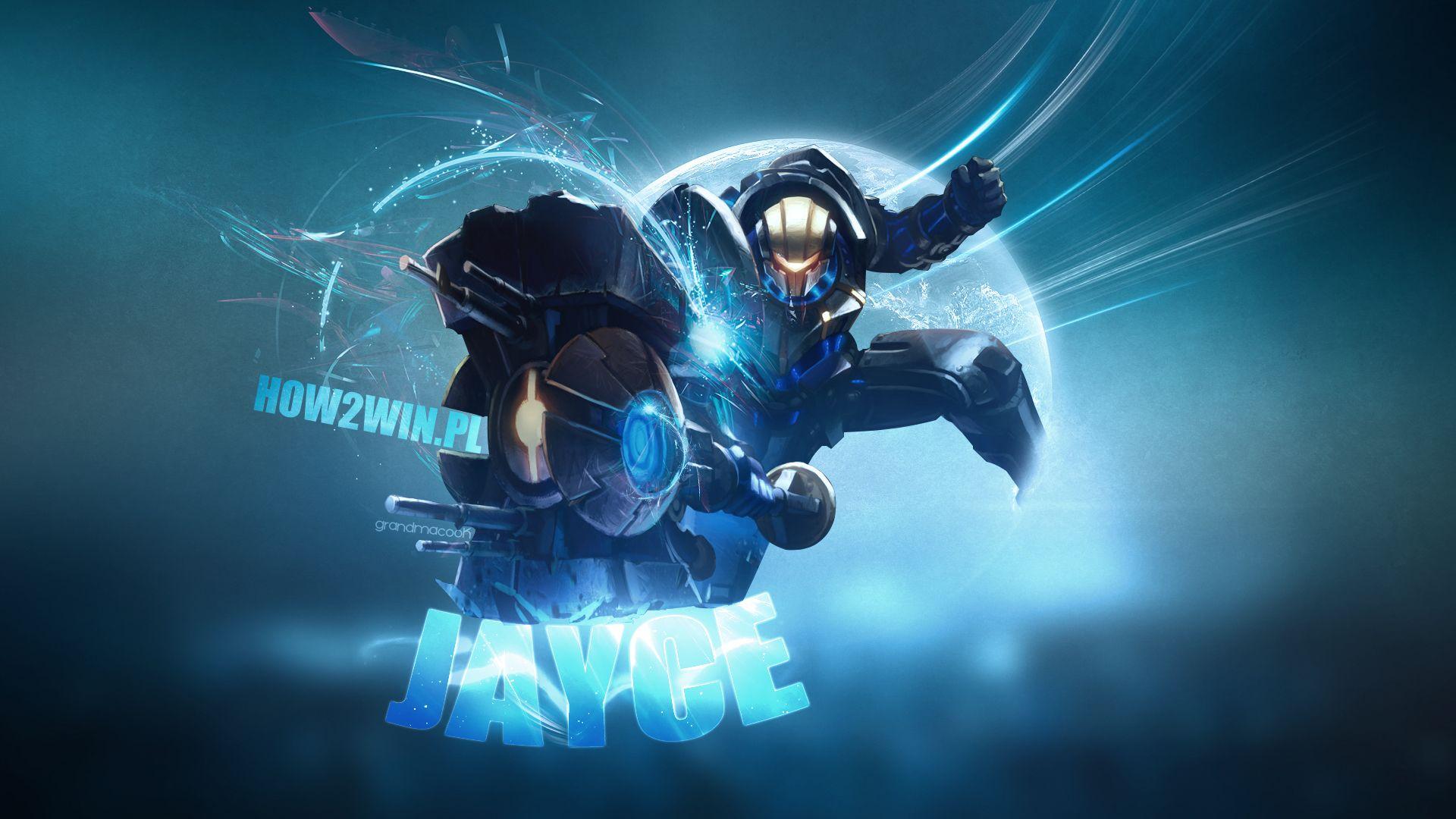 Jayce Full Hd Wallpaper By How2Winpl