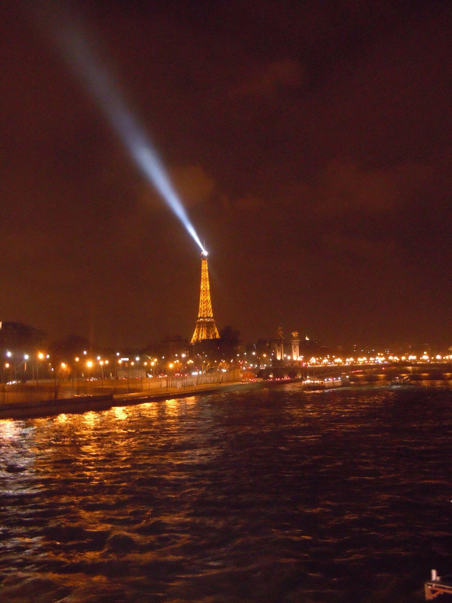 Paris. The tour.