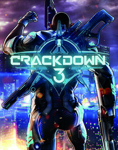 CRACKDOWN 3 Time to step up your boom and stop crime as a
