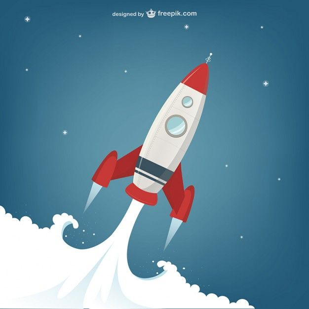 Download Rocket Launch Illustration For Free In 2020