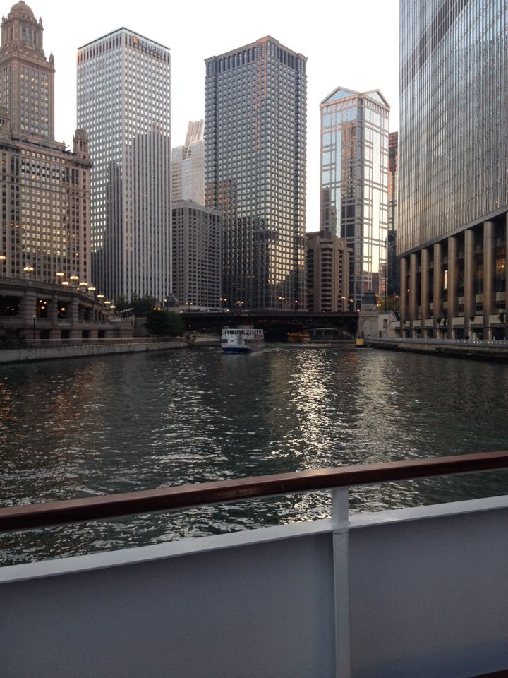 Wendella Boat Tours Places To Go Chicago Travel Boat