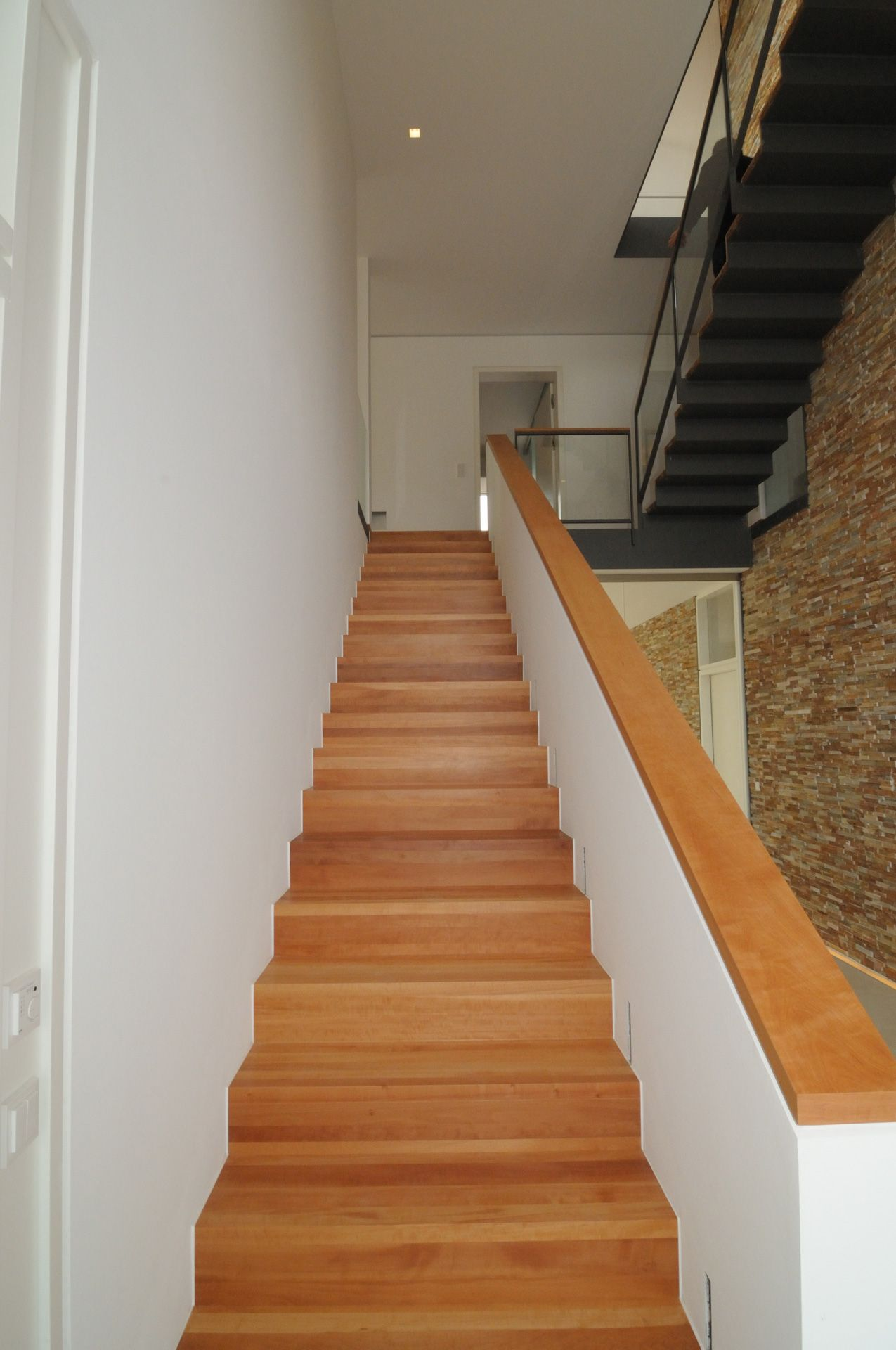 MTB-Treppe gefaltet, Birnbaum