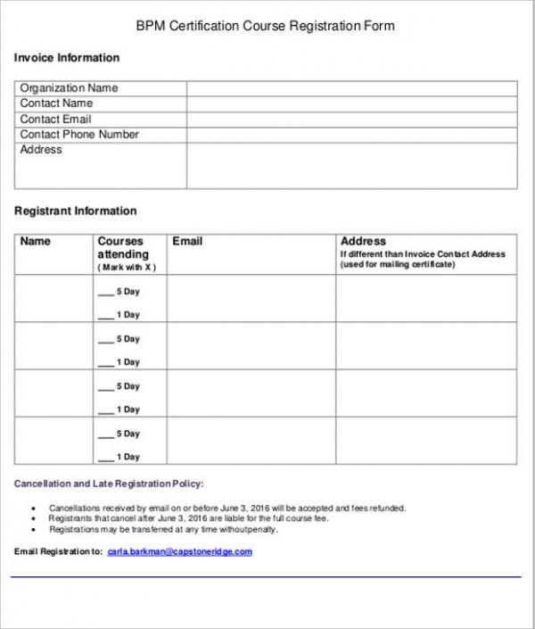 11+ Business Management Certificate Templates