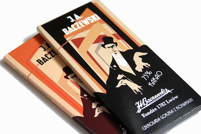 Packaging de chocolate para (de)gustar | Singular Graphic Design