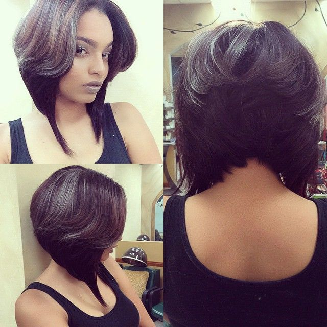 Photo Taken By Salonchristol On Instagram Pinned Via The Instapin Ios App 11 09 2014 Hair Styles Short Hair Styles Relaxed Hair