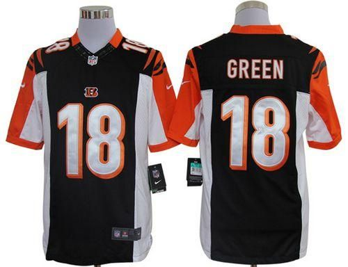 58b72f786 ... Broncos Demaryius Thomas jersey Nike Bengals 18 A.J. Green Black Team  Color Mens Stitched NFL Youth Cincinnati Bengals Nike Olive Salute to  Service ...