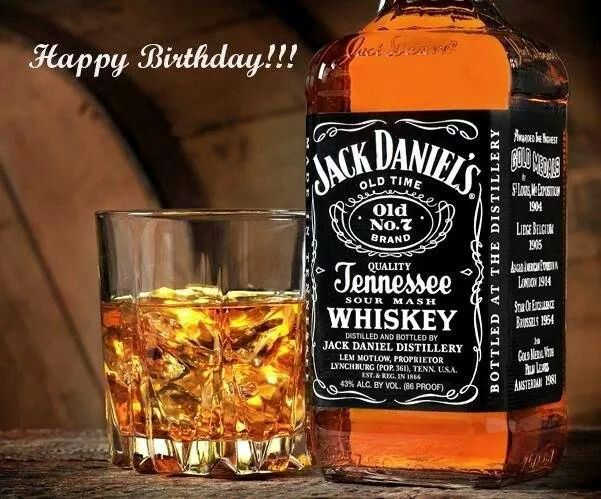 Happy Birthday To Me With Images Homemade Whiskey Jack And