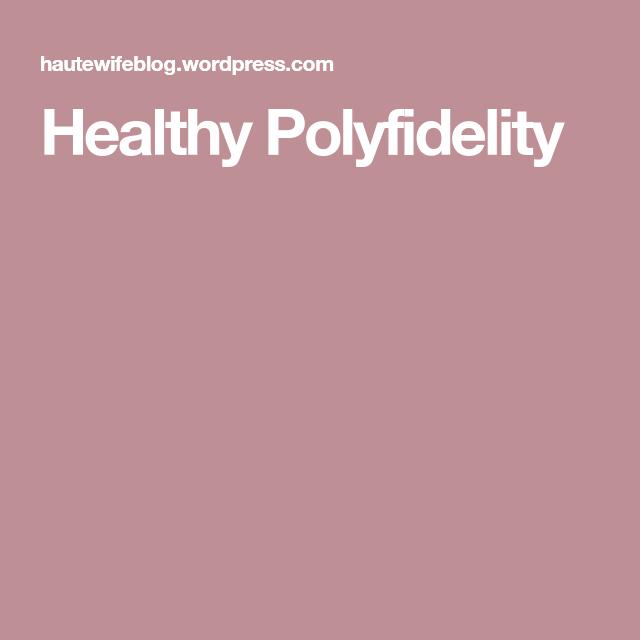 polyfidelity dating sites