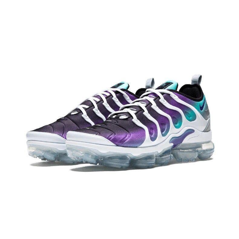 5e0411e892f Cheap Priced NIKE AIR VAPORMAX PLUS 924453 101 white fierce purple High  Quality On Sale