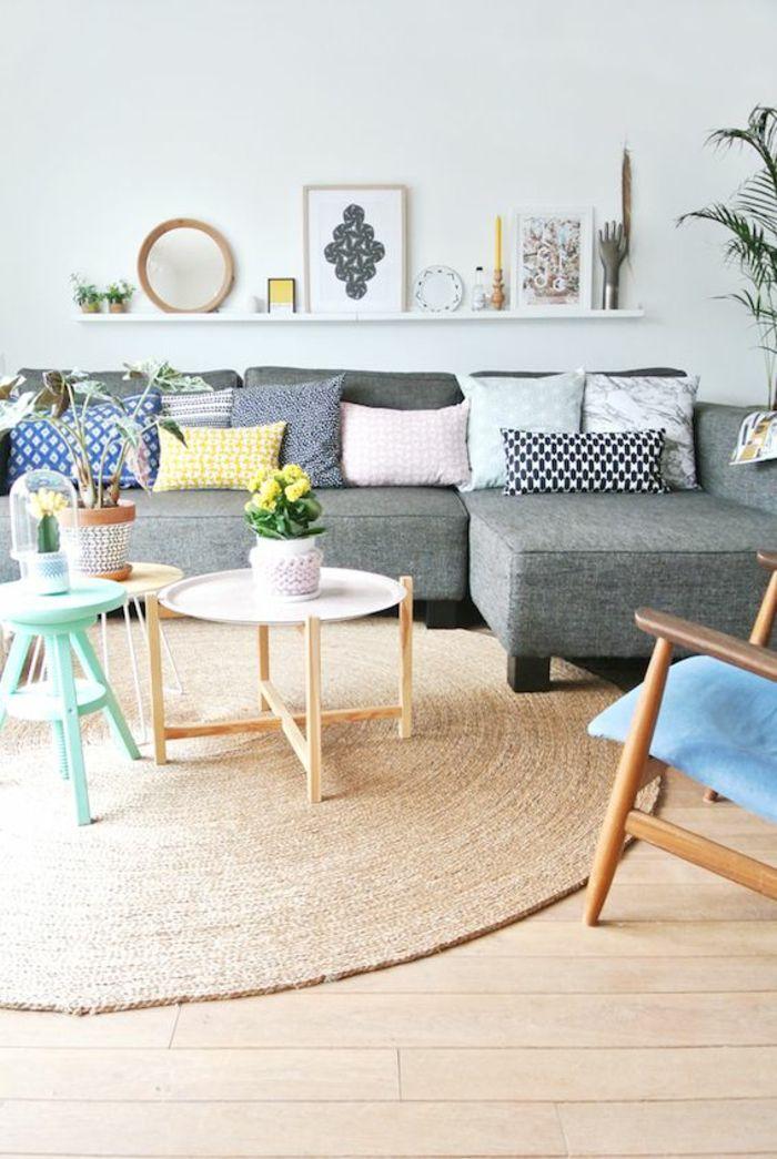 Moderne Teppiche Verleihen Dem Aussenbereich Einen Coolen Look