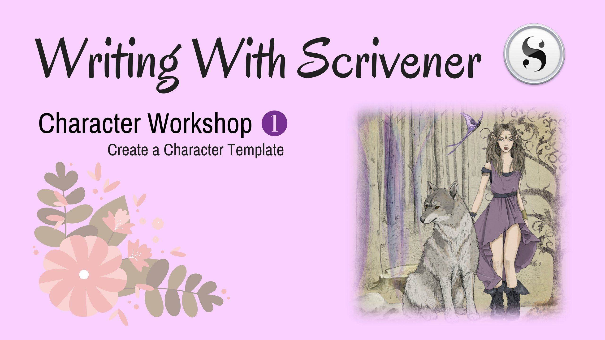 The Character Worksheets Included In Scrivener S Novel