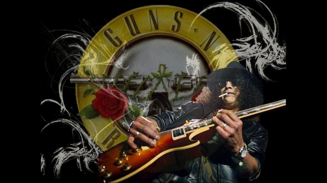 Guns And Roses Guns N Roses Guns And Roses Hair Metal Bands