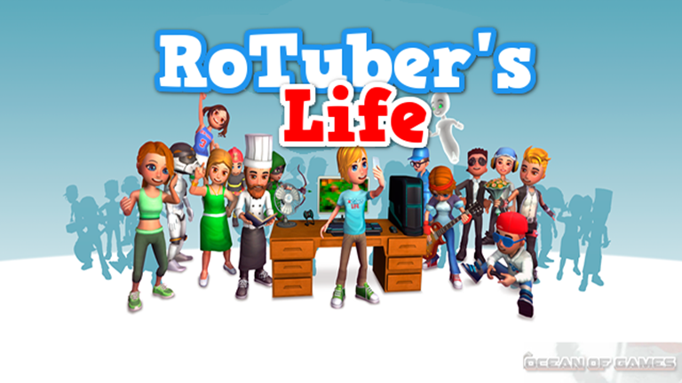 [Cheaper Pass]RoTuber's Life PreAlpha ROBLOX