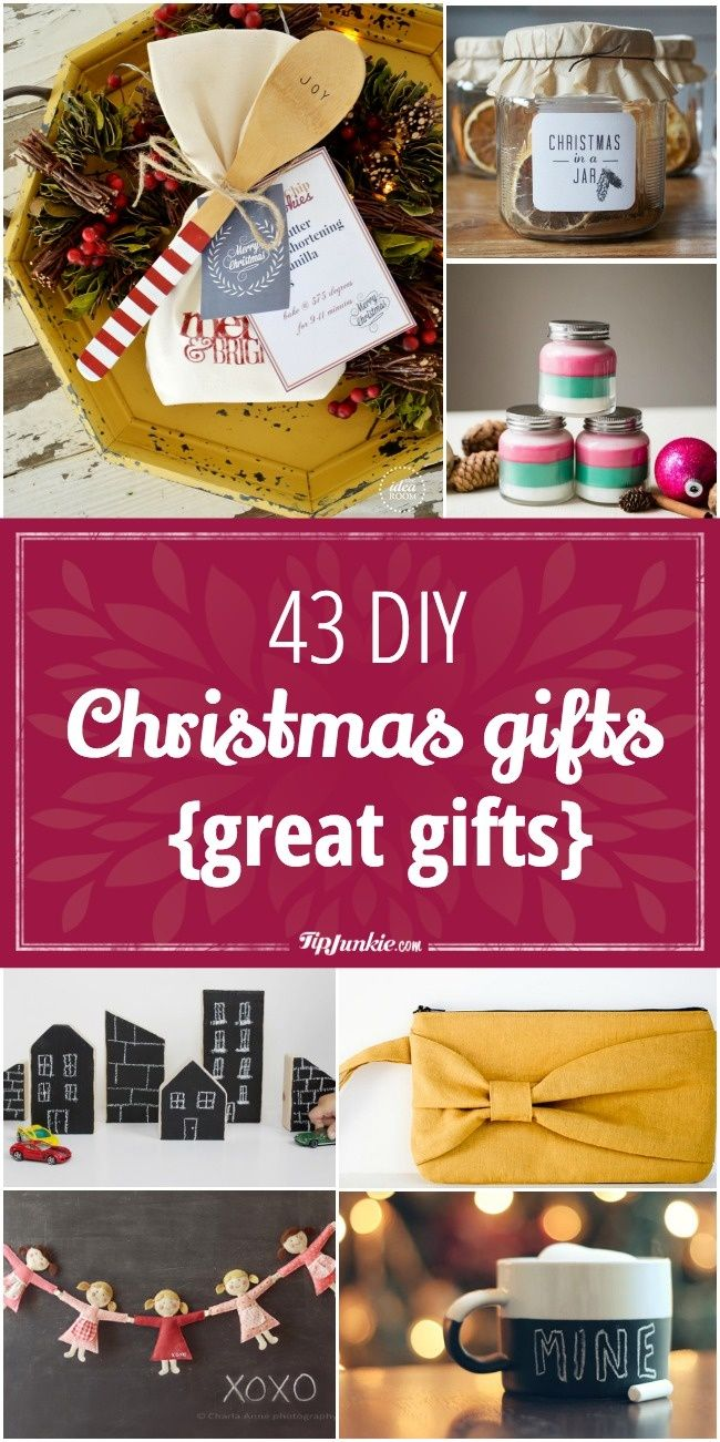 Homemade Christmas Gifts For Adults