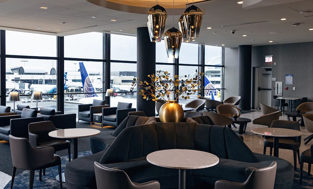 United Just Opened Polaris Lounge At Los Angeles Airport Room Upgrade Hotel Travel For A Year
