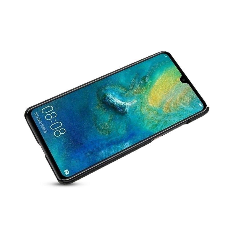 Voguefno Dunne Echtes Leder Case Fur Huawei Mate 20 Pro Litschi Kuh Leder Shocproof Fallen Cell Phone Cases Supplies Case
