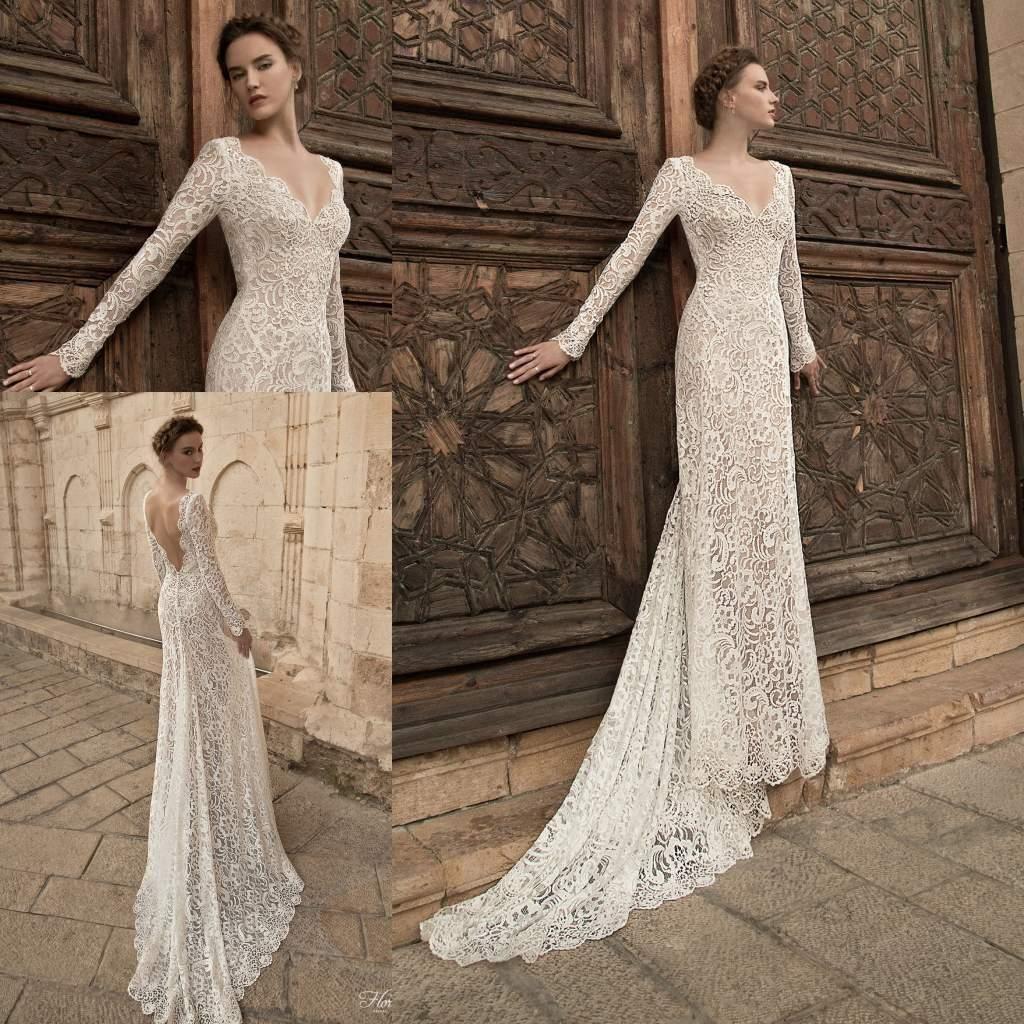 Greek Wedding Dresses Cap Sleeve