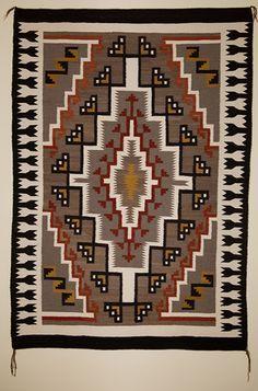 American Indian Navajo Rugs