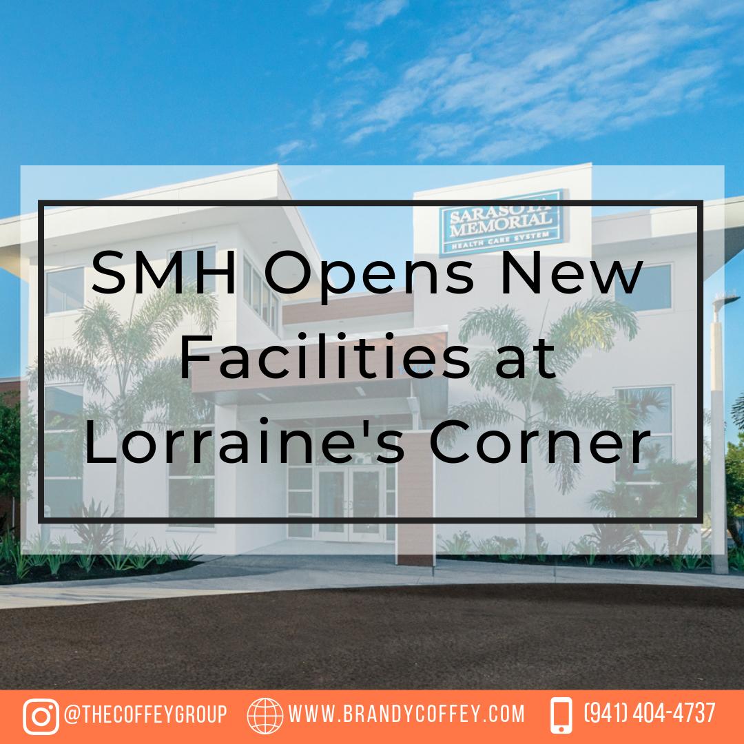 Smh Opens New Facilities At Lorraine S Corner Facility Memorial Hospital Health Care