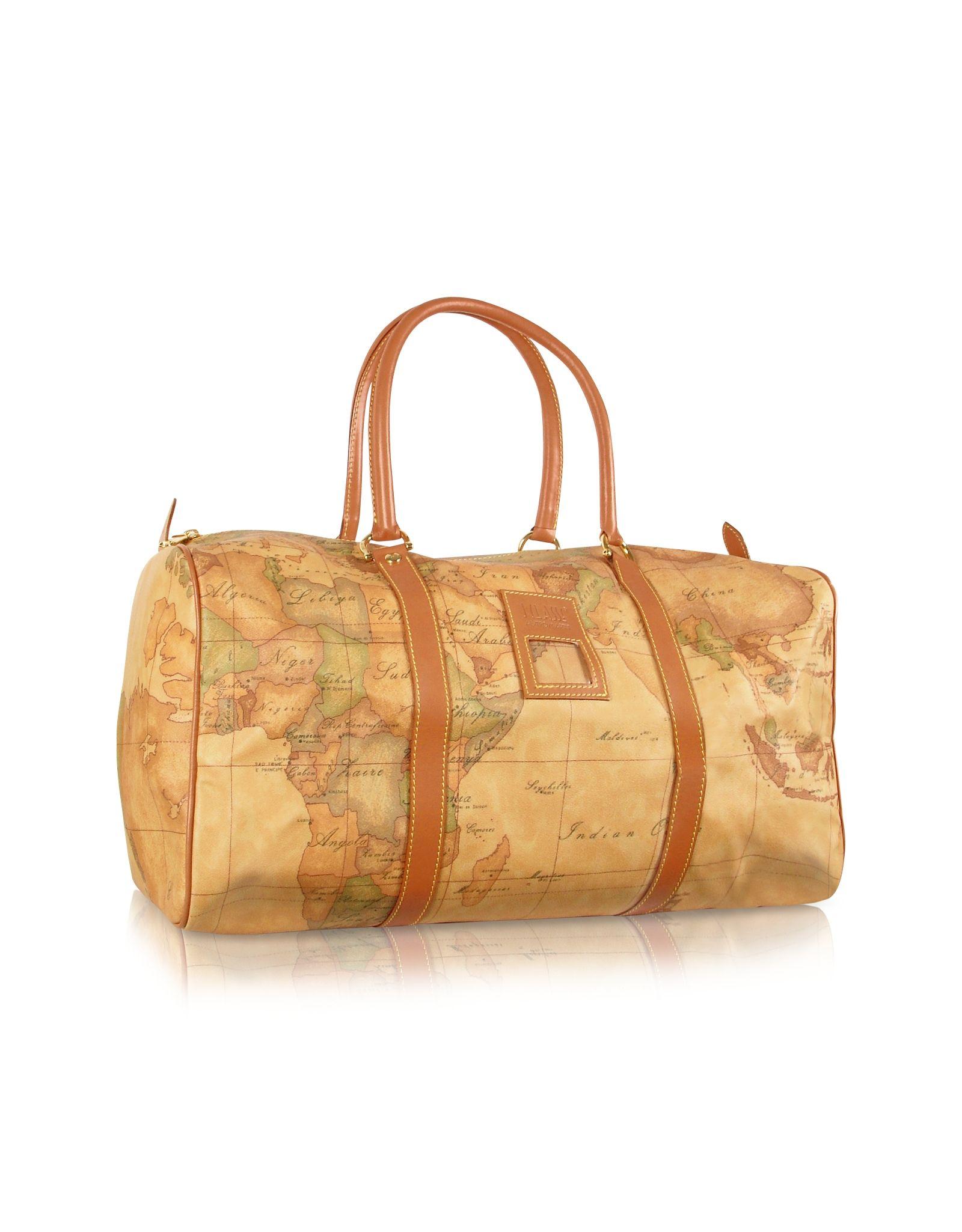Alviero Martini 1A Classe 1a Prima Classe - Small Travel Duffel Bag ... 8a6e4952171
