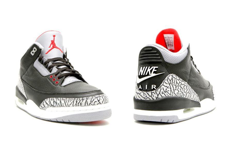 Air Jordan 3 Og Black Cement 2018 Retail Price Air Jordans Jordans Jordan 3