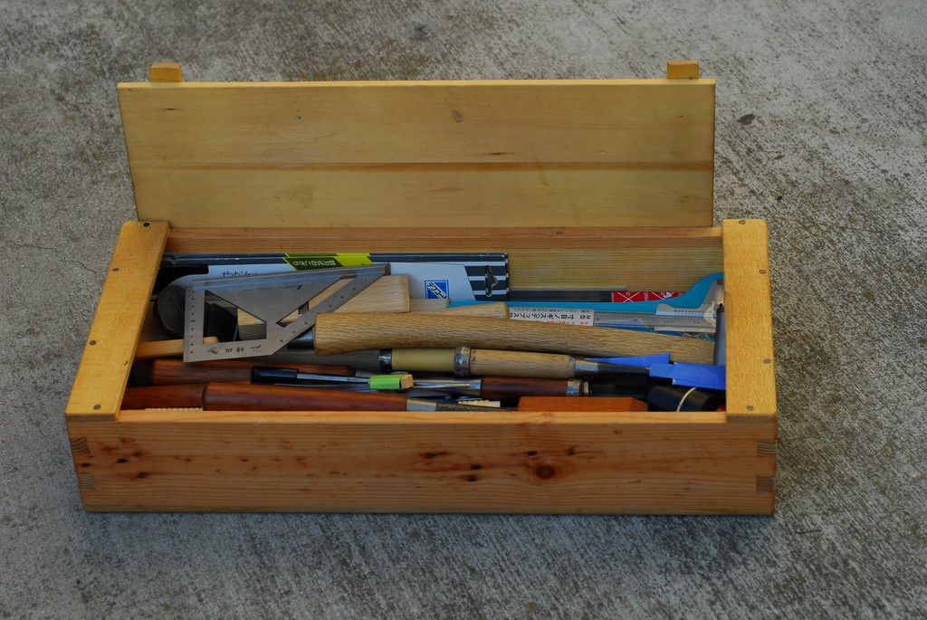 Small toolbox | Woodworking plans free, Woodworking ...