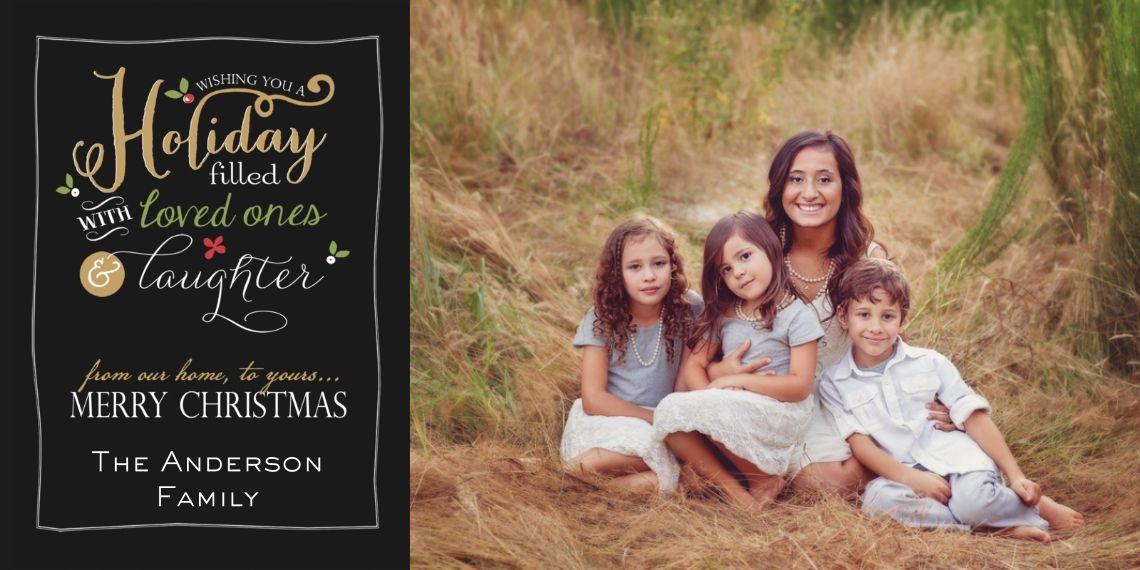 Christmas Cards | Christmas Photo Cards | Custom Christmas Photo ...