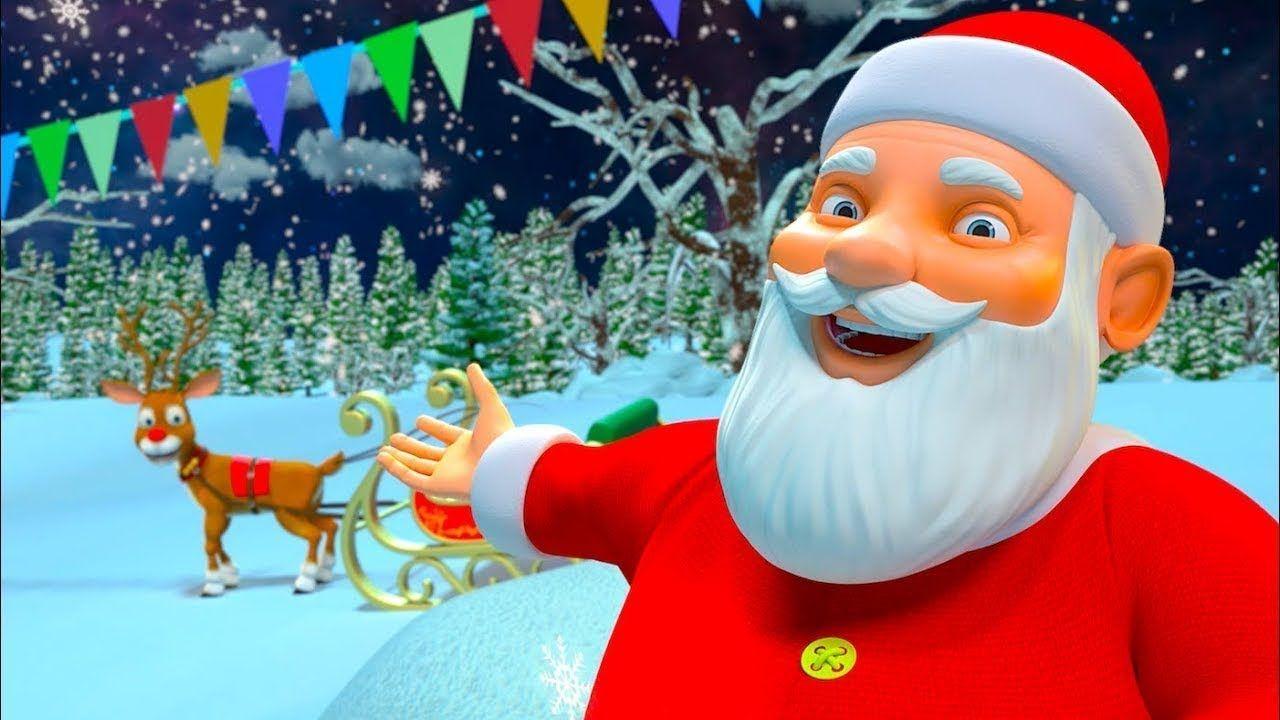 Jingle Bells Christmas Songs For Children Xmas Songs For Kids Cartoons Little Treehouse Youtube Xmas Songs Kids Songs Christmas Song