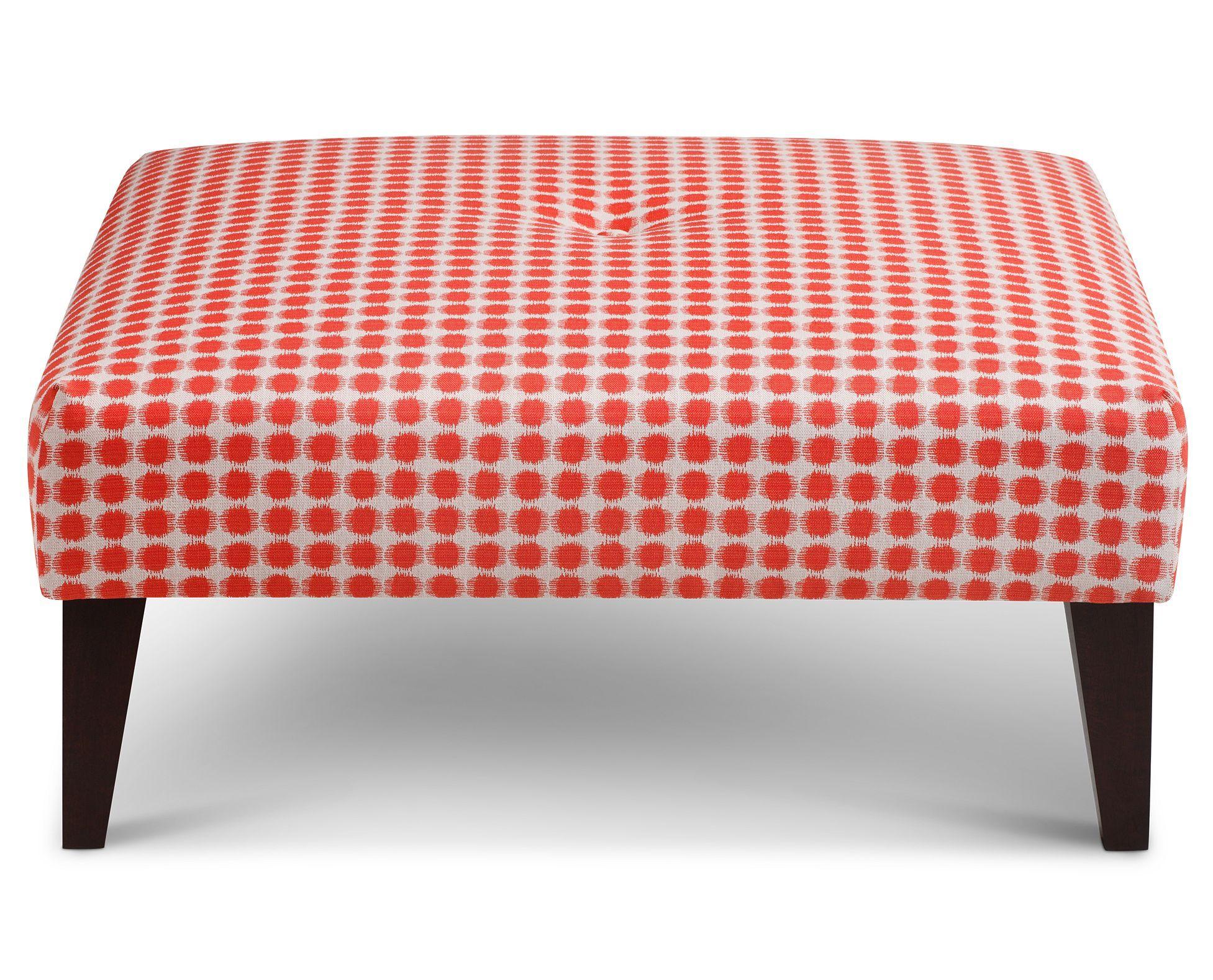 Admirable Jillian Accent Ottoman Living Room Ottoman Furniture Creativecarmelina Interior Chair Design Creativecarmelinacom