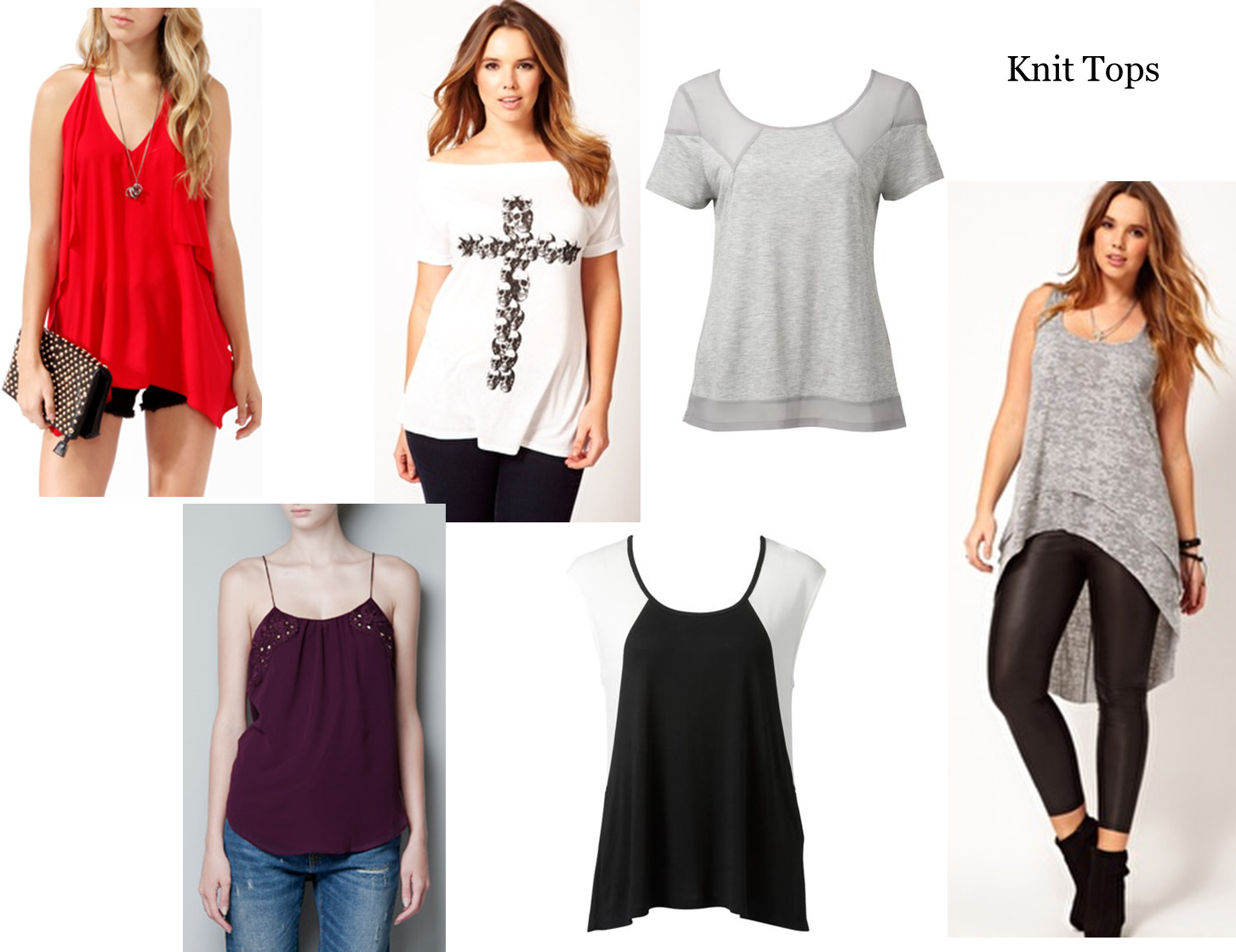 Blouses for Apple Shaped Women | ... clothing from various brands ...
