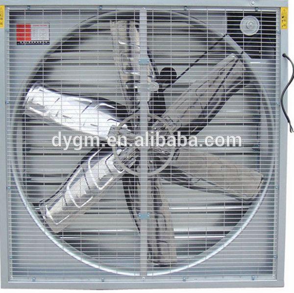 Industrial Ventilation Exhaust Fan Wall Mounted Exhaust Fan