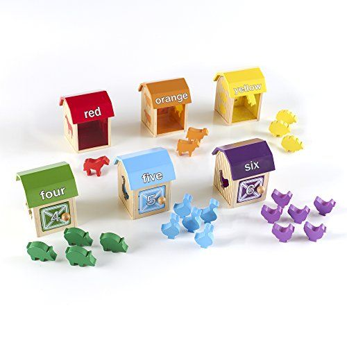 $38 Guidecraft Barnyard Activity Boxes