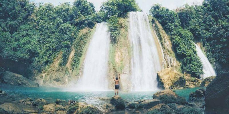 Daftar Wisata Air Terjun Di Sukabumi Surga