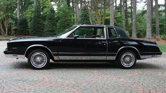 1985 Chevrolet Monte Carlo Cl Auburn Fall Chevrolet Monte Carlo Monte Carlo Chevrolet