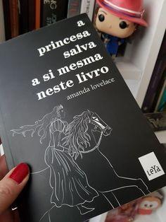 A princesa salva a si mesmo nesse livro - Cheiro de Livro