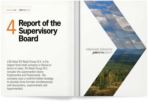 105 Best Annual Report Design Inspiration - DzineBlog Annual