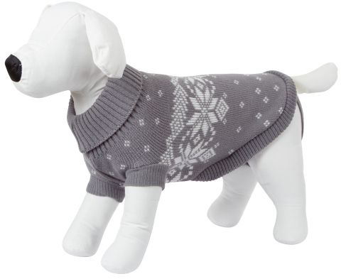 Sweater Lillehammer Grey-White 35cm CanAgri