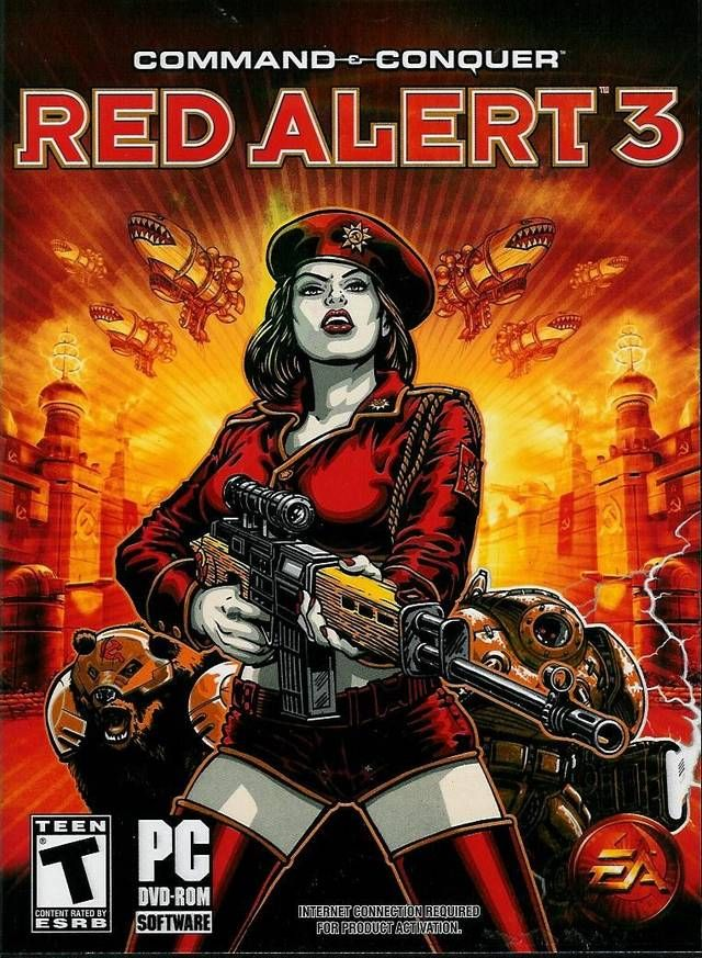 Command And Conquer 3 Red Alert 3 Beaten This More Times Than I Can Count Command And Conquer Real Time Strategy Game Real Time Strategy