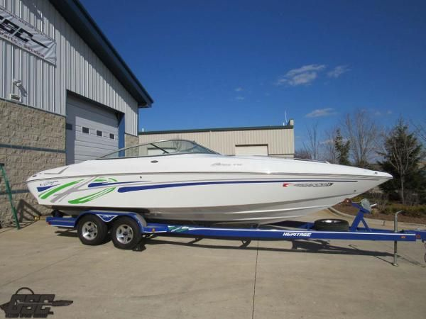 Used 2005 Baja 275 Boss - 525 Efi, Lake In The Hills, Il - 60156 - BoatTrader.com