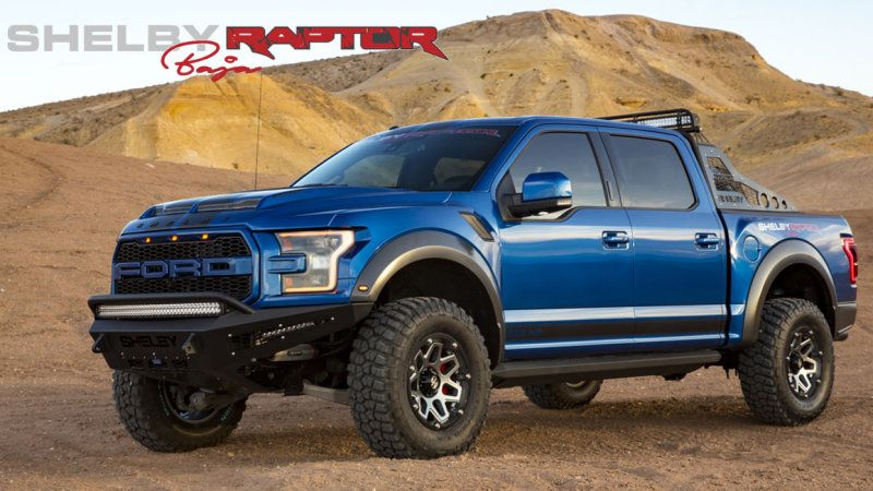 2017 Shelby F150 Price >> Meet The 525 Horsepower Shelby Baja Raptor The Cobra Of