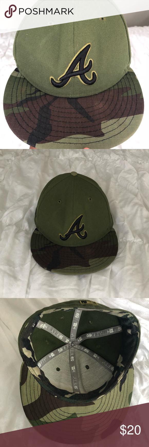 Atlanta Braves Baseball Hat Atlanta Braves Baseball Atlanta Braves Hat Atlanta Braves