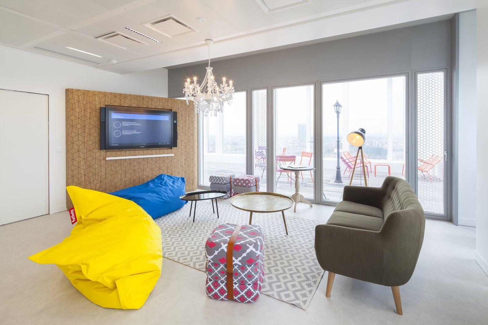 Office tour l oréal offices u paris creative work spaces