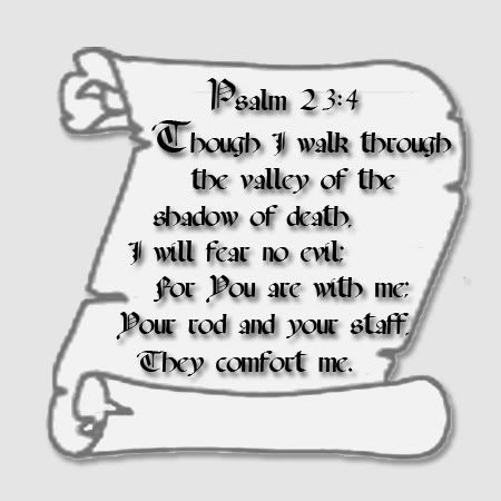 psalm 23 tattoo psalm 23 4 tattoo design 1 photo phrases and quotes. Black Bedroom Furniture Sets. Home Design Ideas