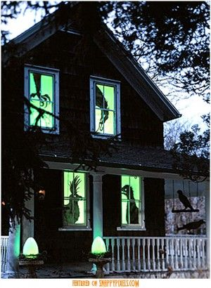 diy-scary-halloween-decorations-outside-27 Funnies Pinterest - pinterest halloween decor outside